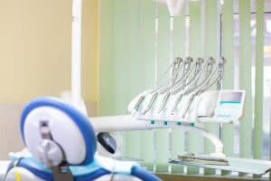 dental devices in dental office