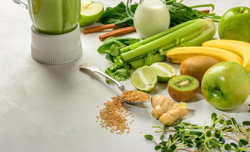 Healthy foods rich in vitamins that improve dental health